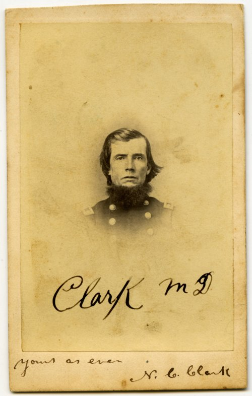 Dr. Nathaniel C. Clark - Page