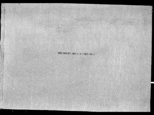 Muster rolls, Kansas State Militia, volume  3 - Page