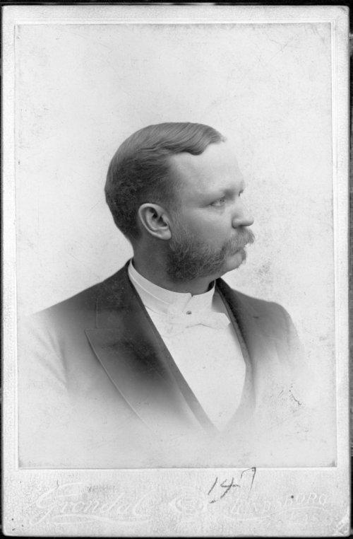 Carl A. Swensson - Page
