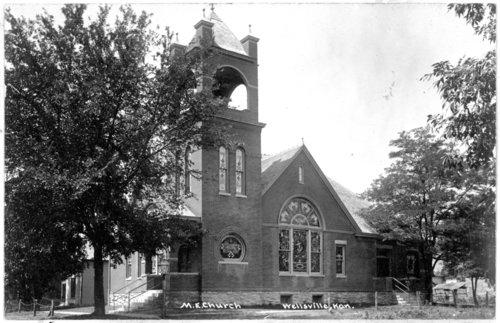 Methodist Episcopal Church in Wellsville - Page
