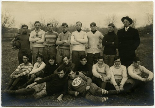 St. Mary's football team, St. Marys, Kansas - Page
