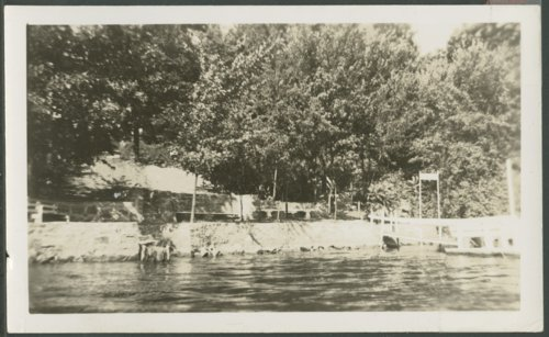 Dock sites at Lake Quivira, Kansas - Page