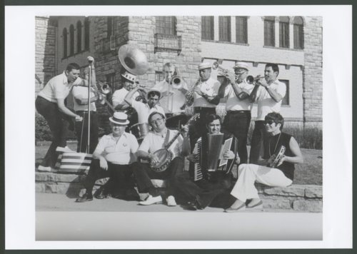 Band at Lake Quivira, Kansas - Page