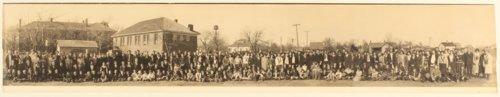 Students in Burrton, Kansas - Page