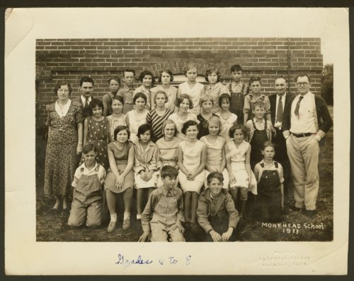 School students in Morehead, Kansas - Page