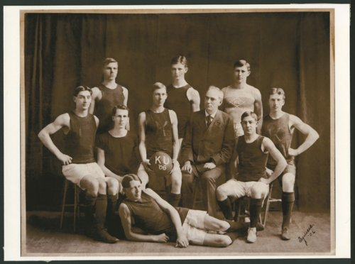 University of Kansas basketball team, 1906