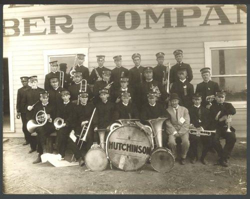 Band from Hutchinson, Kansas - Page