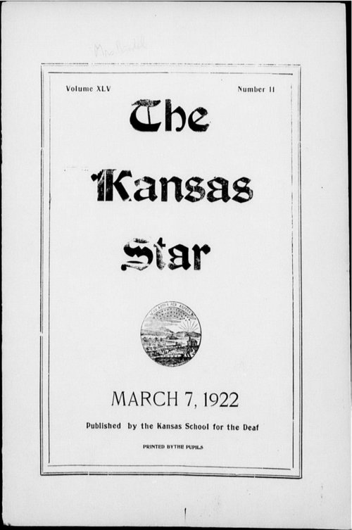 The Kansas Star, volume 45, number 11 - Page