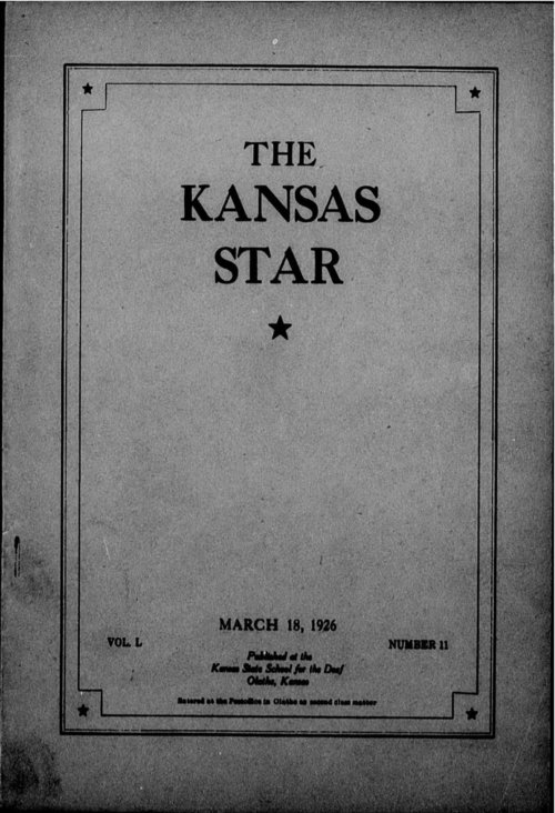 The Kansas Star, volume 50, number 11 - Page