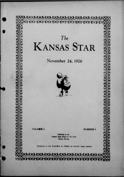 The Kansas Star, volume 50, number 5 - Page