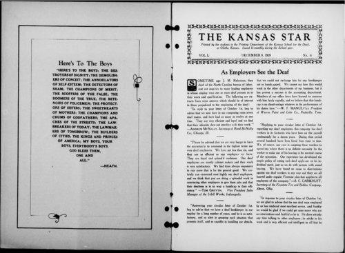 The Kansas Star, volume 50, number 6 - Page