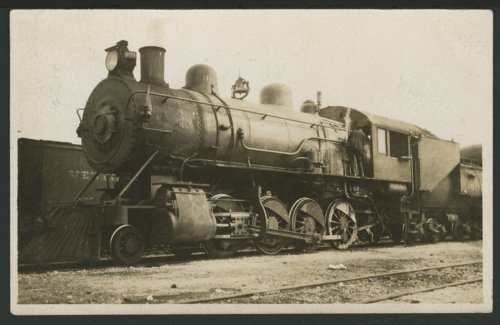 Railroad locomotive - Page