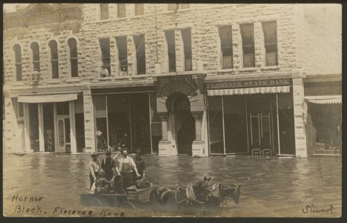 Flood in Florence, Kansas - Page