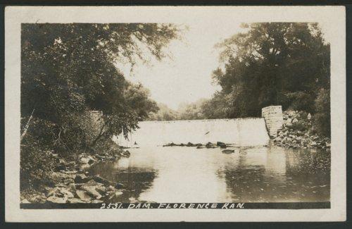 Dam at Florence, Kansas - Page