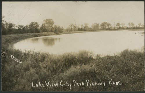 Lake View City Park, Peabody, Kansas - Page