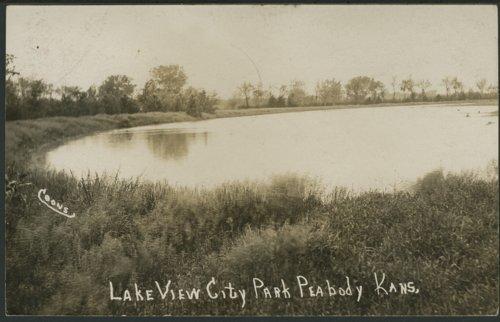 Lake View City Park, Peabody, Kansas - Page