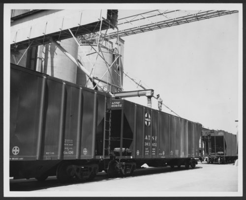Atchison, Topeka & Santa Fe Railway Company hopper cars - Page