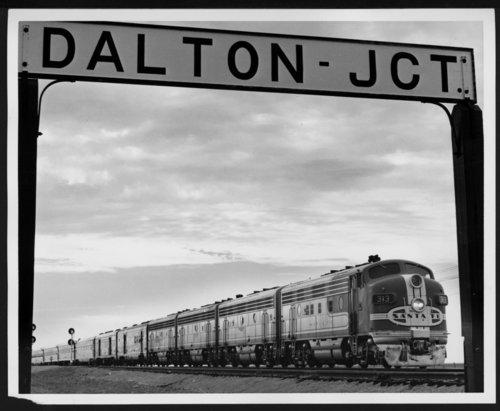 Atchison, Topeka & Santa Fe Railway Company's locomotive #313 - Page