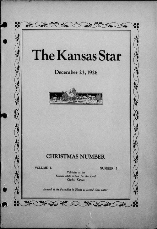 The Kansas Star, volume 50, number 7 - Page
