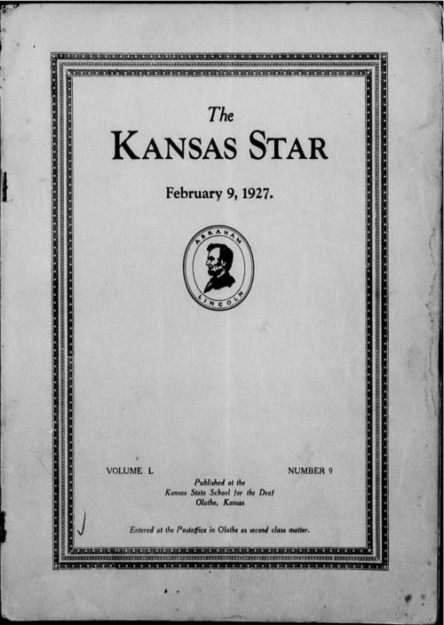 The Kansas Star, volume 50, number 9 - Page