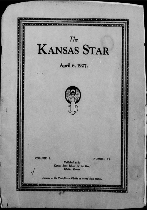 The Kansas Star, volume 50, number 13 - Page