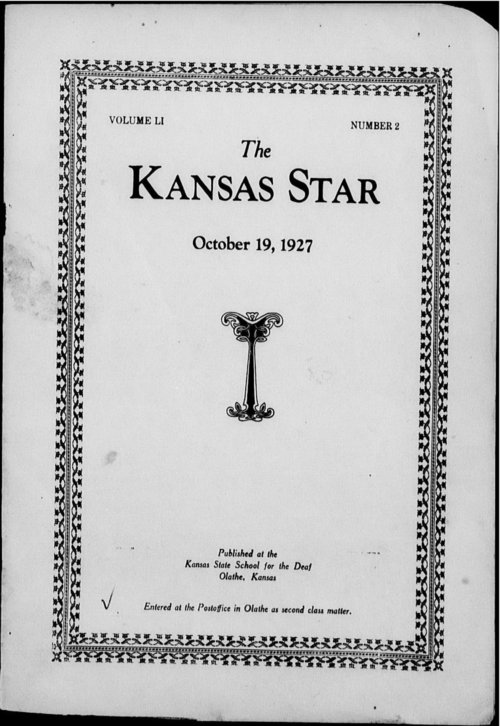 The Kansas Star, volume 44, number 2 - Page