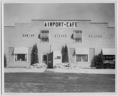 Airport terminal in McPherson, Kansas - Page