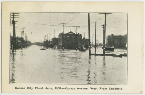 Flood in Kansas City, Kansas - Page