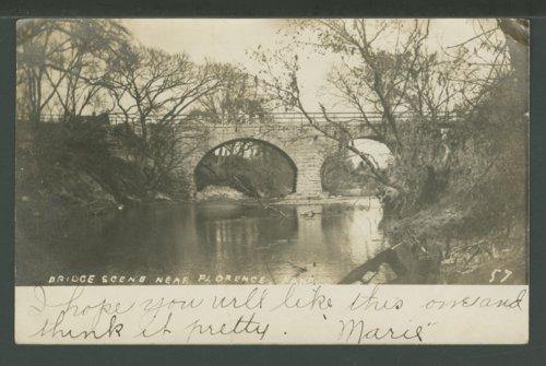 Bridge near Florence, Kansas - Page