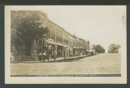 Main Street in Peabody, Kansas - Page