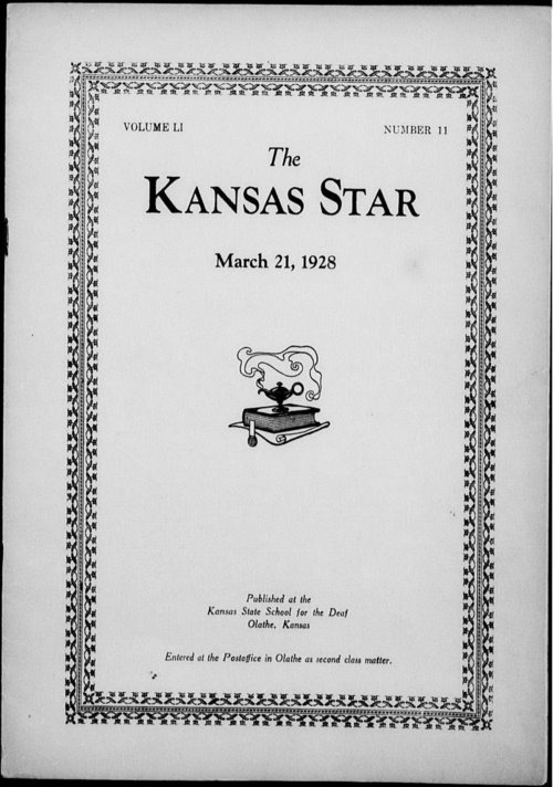 The Kansas Star, volume 51, number 11 - Page