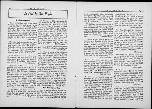 The Kansas Star, volume 51, number 11 - Page
