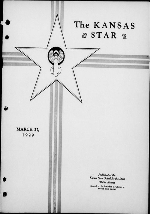 The Kansas Star, volume 7, number 11 - Page
