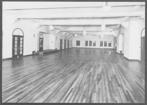 Interior views of the clubhouse at Lake Quivira, Kansas - Page