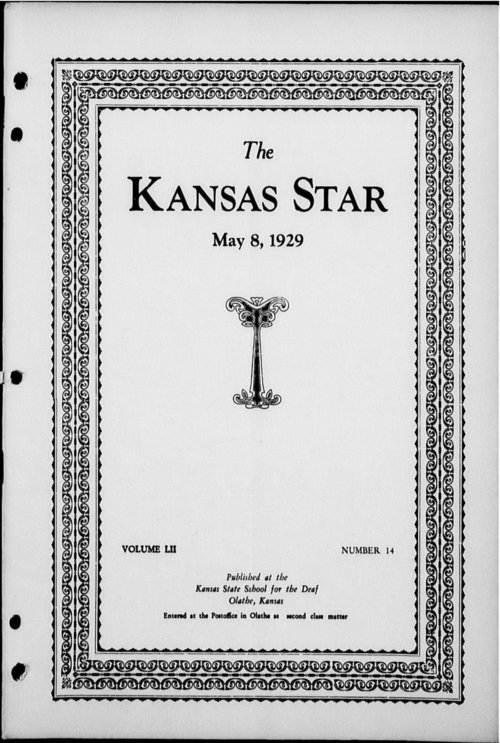 The Kansas Star, volume 52, number 14 - Page