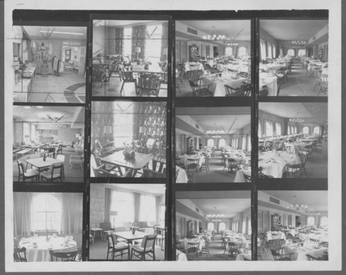 Interior views of the clubhouse at Lake Quivira, Kansas - Page