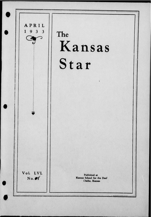 The Kansas Star, volume LVL, number 8 - Page