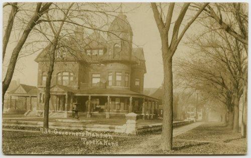 Erasmus Bennet home, Topeka, Kansas - Page