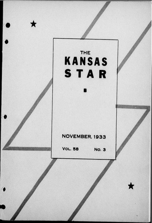 The Kansas Star, volume 58, number 3 - Page
