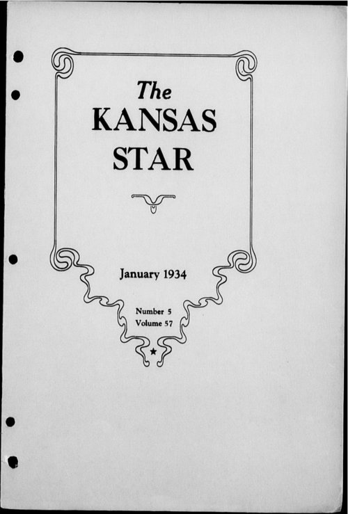 The Kansas Star, volume 57, number 5 - Page
