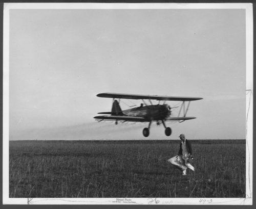 Aerial spray plane - Page