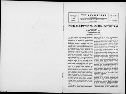 The Kansas Star, volume 58, number 3 - Page