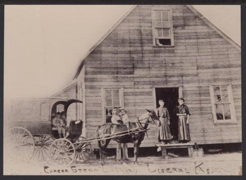 Eureka Steam Laundry, Liberal, Kansas - Page