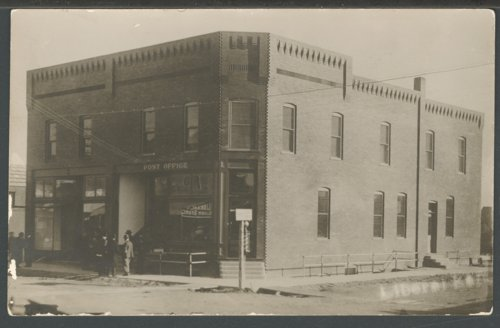 Post office building, Liberal, Kansas - Page