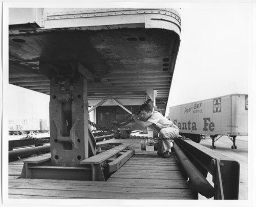 Atchison, Topeka & Santa Fe Railway Company's Corwith Yards, Chicago, Illinois - Page