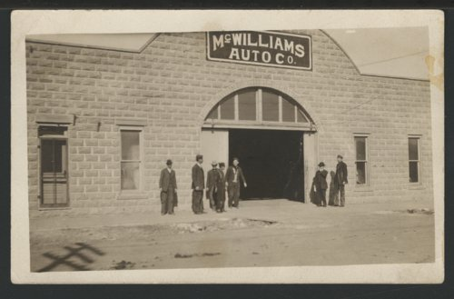 McWilliams Auto Co., Liberal, Kansas - Page