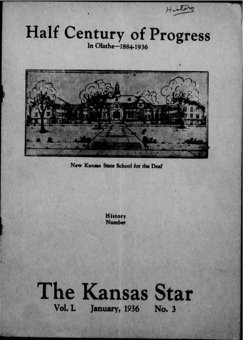The Kansas Star, volume 50, number 3 - Page