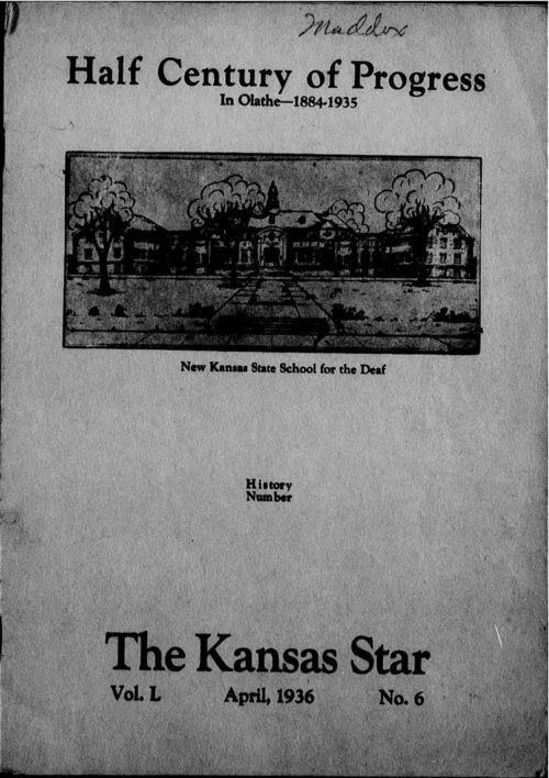 The Kansas Star, volume 50, number 6 - Page