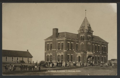 Lincoln Public School, Liberal, Kansas - Page