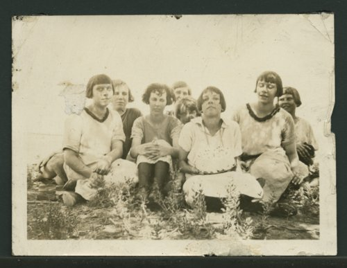 Students of Harmony School, Seward County, Kansas - Page